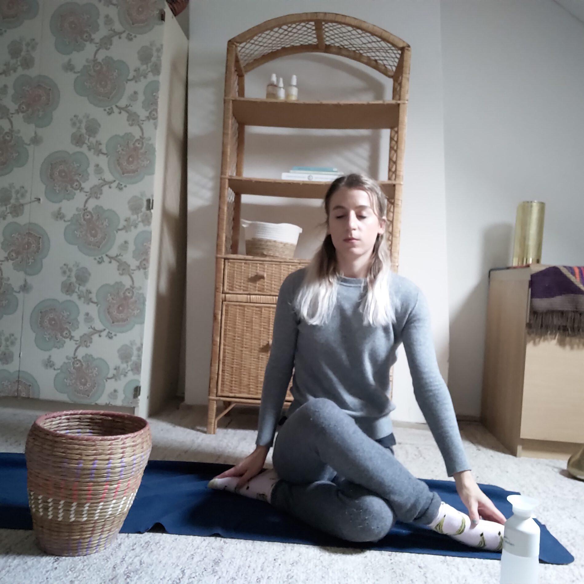 Januari voornemens: Yoga